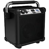 Ion Audio Job Rocker Plus Heavy-Duty Jobsite Speaker - Refurbished