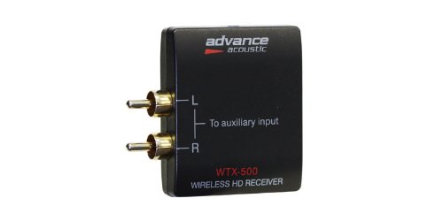 Advance Acoustic WTX 500 Module Bluetooth pour Tablette/Smartphone 5 V Portée 10 à 15 m
