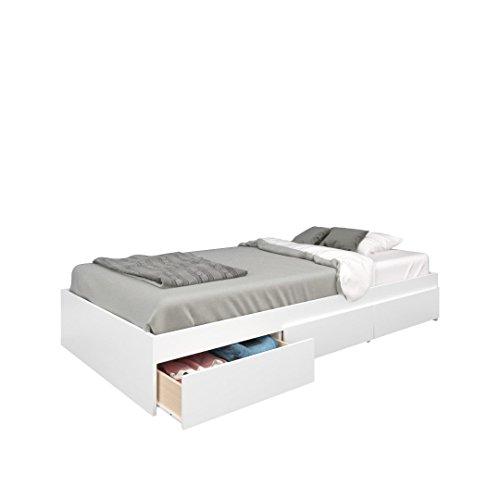 Ikea Twin Bed Mattress 7207 front