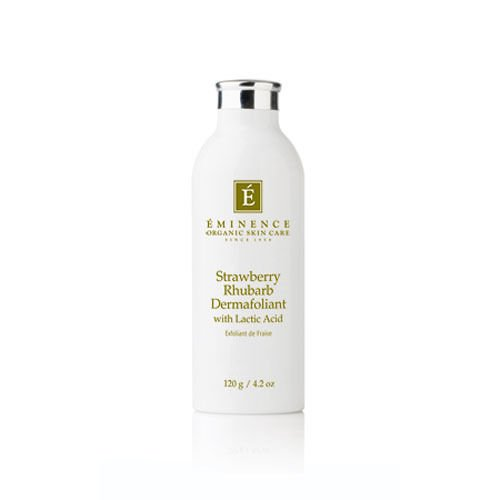 Eminence Strawberry Rhubarb Dermafoliant With Lactic Acid 4.2 Oz / 124 Ml
