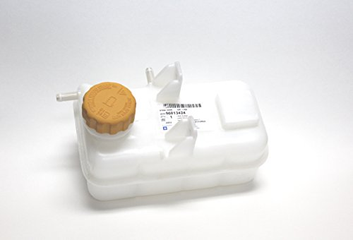 Coolant Tank Surge, Includes Tank Cap (94539597) for Daewoo Tacuma Part: 96813424 96263802 (Tacuma Daewoo compare prices)