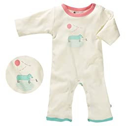 Organic Baby Soy Onepiece - Dog (18-24 Months)