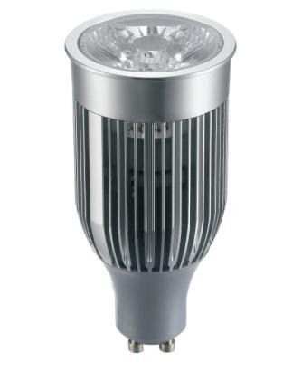 New Technology Led Light Bulb, High Performance, Gu10 Base, Warm White, 8 Watt (50W Halogen Bulb Replacement), 340 Lumens, Mr16, 120V, 2700K, 1Led, Avg Life Of 40,000 Hours!