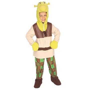 Shrek Child's Deluxe Costume