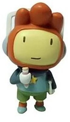 "Scribblenauts 2"" Maxwell with Pencil and Notebook - 1"