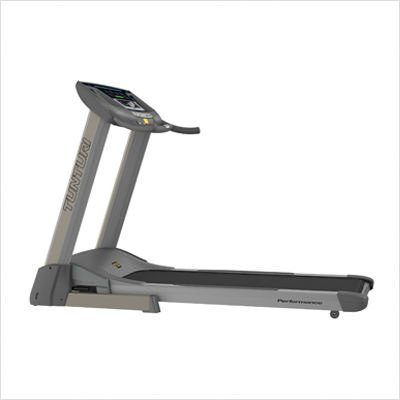 Tunturi T50 Programmable Folding Treadmill