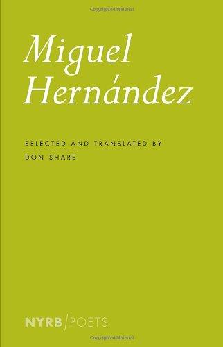 Miguel Hernandez (NYRB/Poets)