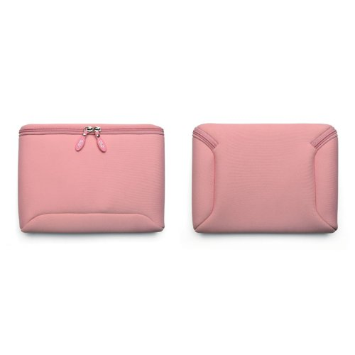"Celly-Borsa per Notebook Neoprene Sleeve per Netbook 10"" Rosa SLEEVE03"