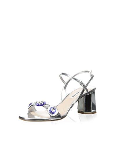 Miu Miu Women's Embellished Sandal