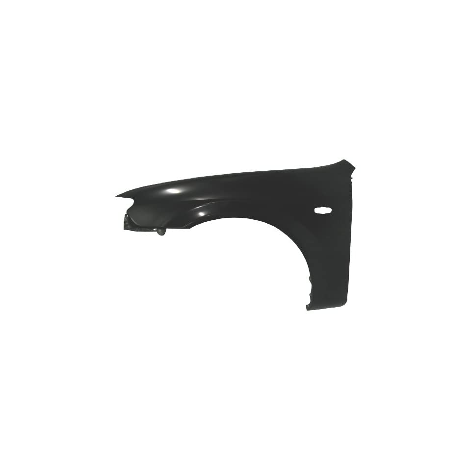 OE Replacement Mazda Protege Front Driver Side Fender Assembly (Partslink Number MA1240144)
