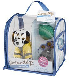 Amazon.com: Nintendogs Dressables Dalmatian Dog & Fireman