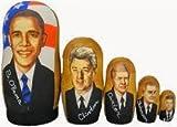 Obama Democrat President * 5 pcs / 6 in * pol.obama.d