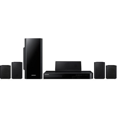 Samsung 5.1-Channel 1000W 3D Smart Blu-Ray Home Theater System