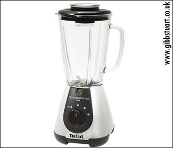 Tefal Blendforce Glass Blender, 1.75 Litre, 500 Watt For Sale