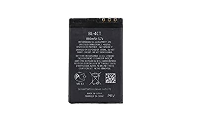 Tfpro-BL-4CT-860mAh-Battery-(For-Nokia)