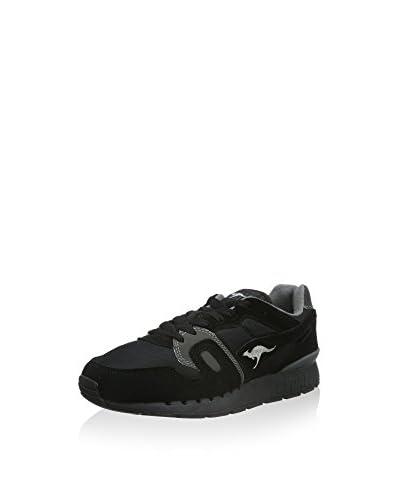 Kangaroos Sneaker Omnicoil Ii schwarz