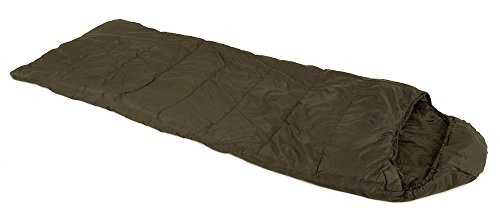 SnugPak Sleeper Lite Square Foot, Olive, RH Zip SP92004