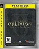 Elder Scrolls IV: Oblivion - Game Of The Year Edition (PS3)