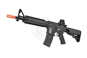 Cybergun Licensed COLT M4 CQB-R RIS Full Metal Airsoft AEG Rifle