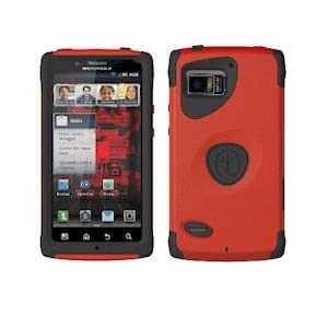Trident Case Aegis for Motorola Droid Bionic - Red