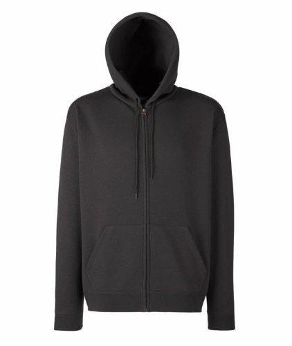 fruit-of-the-loom-herren-sweatshirt-12208b-sgrau-grau