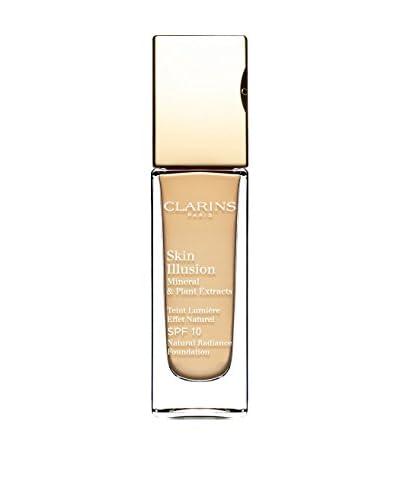 CLARINS Base De Maquillaje Líquido Skin Illusion N°107 Beige 10 SPF 30.0 ml