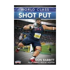 Buy Don Babbitt: World Class Shot Put (DVD) by Championship Productions