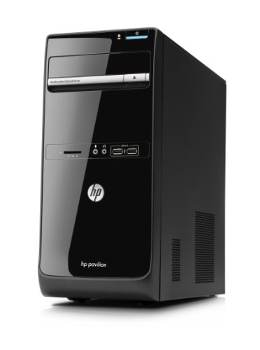 HP Pavilion p6-2364ea Desktop PC (Intel Core i5 Processor 3GHz, 4GB RAM, 500GB HDD, Intel HD Graphics, DVD-RAM, Windows 8)