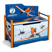 Planes Deluxe Toy Box Bench DUSTY CROPHOPPER - 1