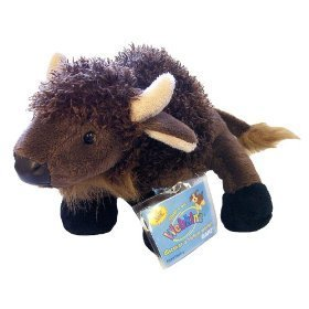 Webkinz Buffalo with Trading Cards [Toy] - 1
