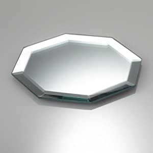 Share facebook twitter pinterest qty 1 2 3 4 5 6 7 for Octagon beveled mirror