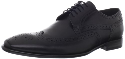 Black Hugo Boss Metrios Oxford