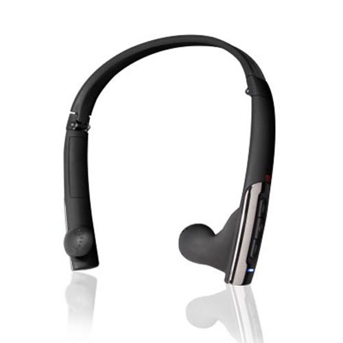 The Sharper Image Bluetooth Headset Stereo