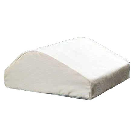Jobri - SRTXS - Memory Foam Leg Wedge Pillow Cushion - Natural - X-Small
