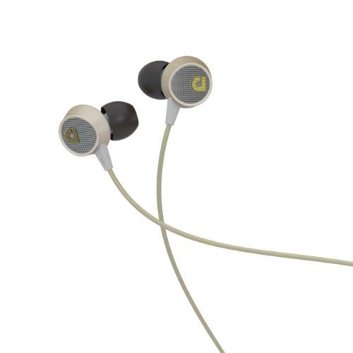 Audiofly 56 Series Earphone, Vintage White