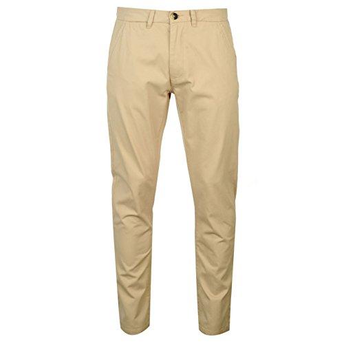 Pierre Cardin -  Pantaloni  - Uomo marrone W38