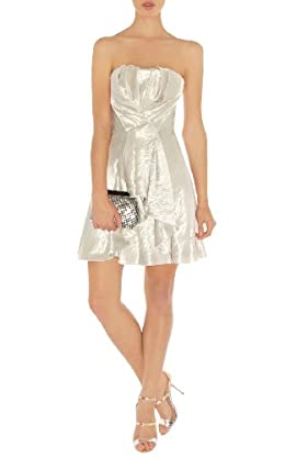 Metallic Cute Dress