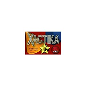 Family Card Games Xactica