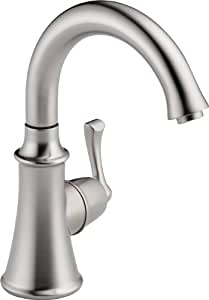 Delta Faucet 1914-AR-DST Beverage Faucet, Arctic Stainless
