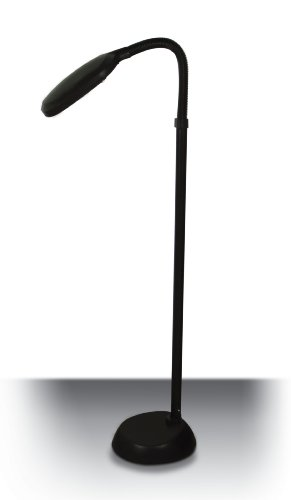 Zön Licht Sunlight Floor Lamp (Graphite)