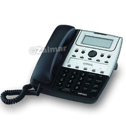 Cortelco 7 Series 4-Line Expandable Business Telephone with Caller ID