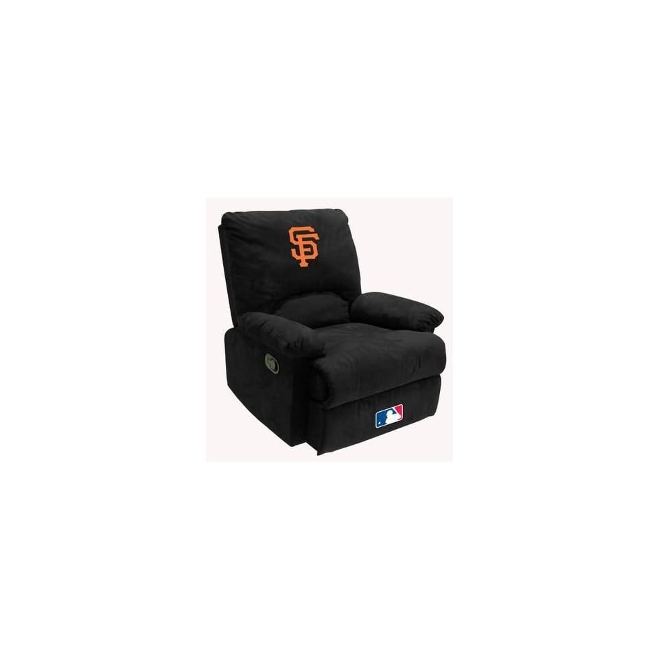 San Francisco Giants Reclining Chair   MLB Series Sports