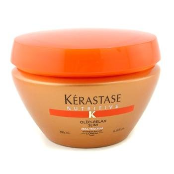 Makeup/Skin Product By Kerastase Kerastase Nutritive Oleo-Relax Slim Smoothing Masque ( Dry & Rebellious Hair ) 200ml/6.8oz