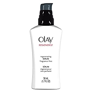 Olay Regenerist Regenerating Face Serum, Fragrance-Free 1.7 fl oz