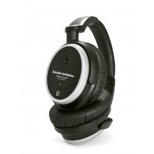 Audio-Technica ATH-ANC7B QuietPoint Active Noise-Cancelling Closed-Back headphones ( earphone ) [parallel import goods]