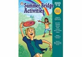 Summer Bridge Activities Grades 7-8 - 1