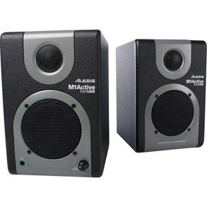 Numark M1Active320Usb Alesis Usb-Audio Speaker System Pairs