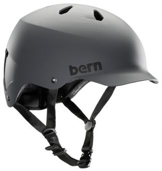 Bern Men's Watts EPS Thin Shell Helmet by Bern