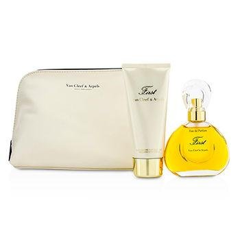 first-by-van-cleef-and-arpels-eau-de-parfum-60ml-body-lotion-100ml-toiletry-bag