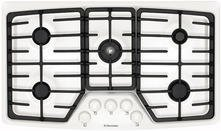 Electrolux : EW36GC55GW 36 Gas Cooktop with 5 Sealed Burners – White